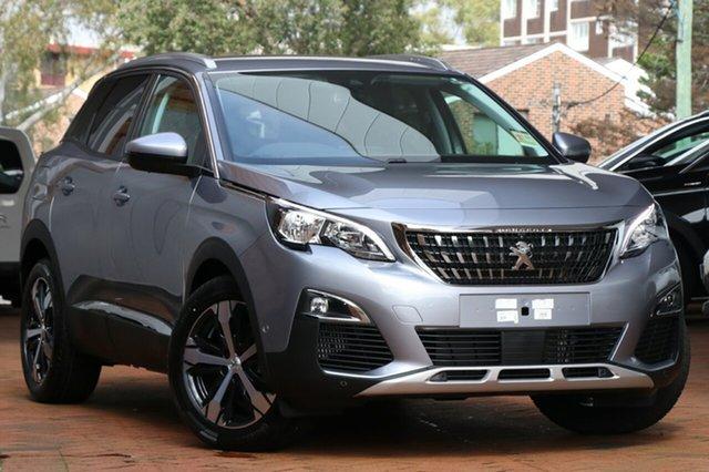 New Peugeot 3008 Allure SUV, Bowen Hills, 2018 Peugeot 3008 Allure SUV Hatchback