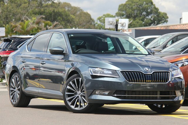 Discounted New Skoda Superb 162TSI Sedan DSG, Southport, 2018 Skoda Superb 162TSI Sedan DSG Liftback