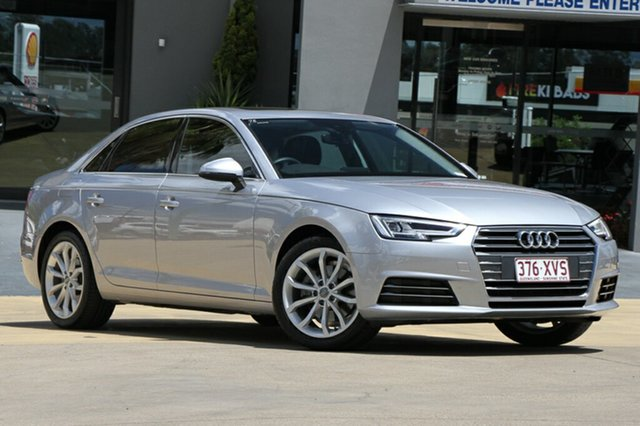 Used Audi A4 Sport S tronic, Indooroopilly, 2016 Audi A4 Sport S tronic Sedan