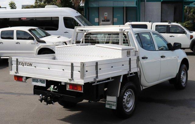 Used Mitsubishi Triton GLX Double Cab 4x2, Acacia Ridge, 2010 Mitsubishi Triton GLX Double Cab 4x2 MN MY11 Utility