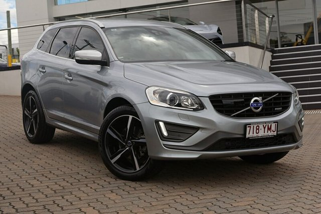 Used Volvo XC60 T6 Geartronic AWD R-Design, Southport, 2014 Volvo XC60 T6 Geartronic AWD R-Design Wagon