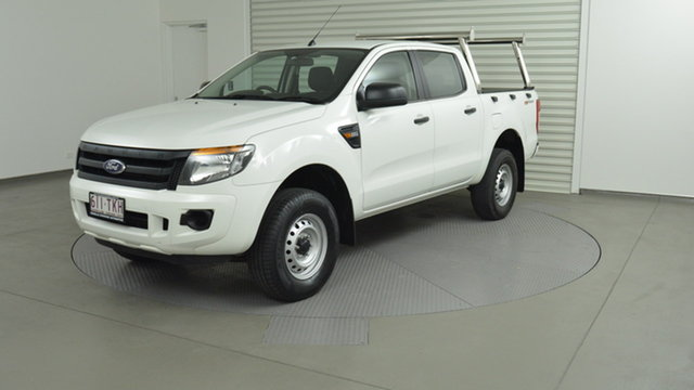 Used Ford Ranger XL Double Cab 4x2 Hi-Rider, Southport, 2013 Ford Ranger XL Double Cab 4x2 Hi-Rider Utility