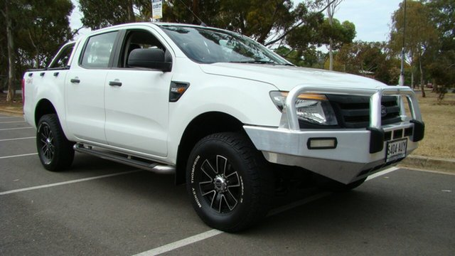 Used Ford Ranger XL Double Cab, Nailsworth, 2012 Ford Ranger XL Double Cab Utility
