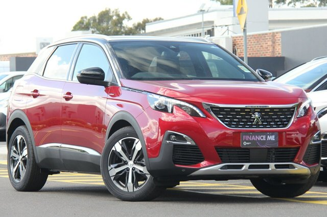 Discounted New Peugeot 3008 GT Line SUV, Narellan, 2018 Peugeot 3008 GT Line SUV SUV