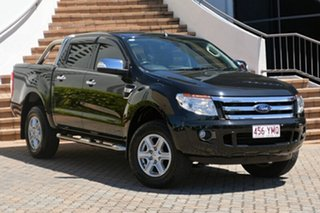 2014 Ford Ranger XLT Double Cab 4x2 Hi-Rider Utility.