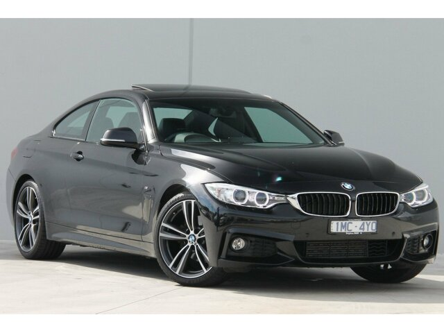 Used BMW 420d M Sport, Clayton, 2015 BMW 420d M Sport Coupe