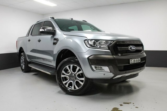 Used Ford Ranger Wildtrak Double Cab, Cardiff, 2016 Ford Ranger Wildtrak Double Cab Utility