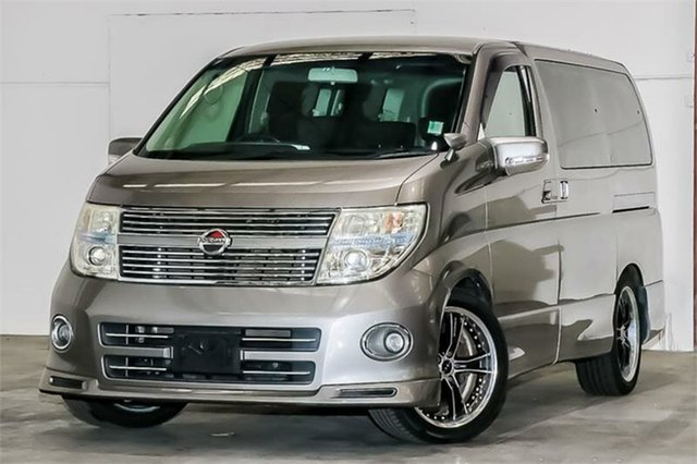 Used Nissan Elgrand Highway Star, Cheltenham, 2009 Nissan Elgrand Highway Star Wagon
