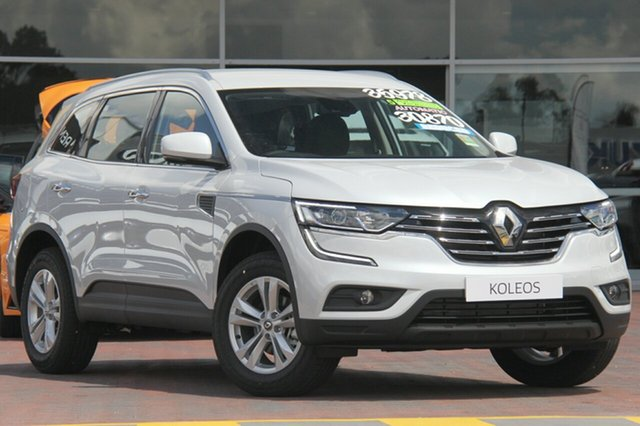 Discounted New Renault Koleos Life X-tronic, Warwick Farm, 2018 Renault Koleos Life X-tronic Wagon