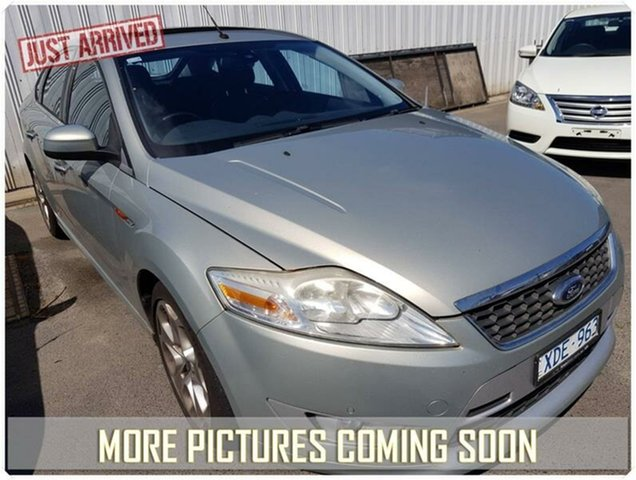 Used Ford Mondeo XR5 Turbo, Cheltenham, 2008 Ford Mondeo XR5 Turbo Hatchback