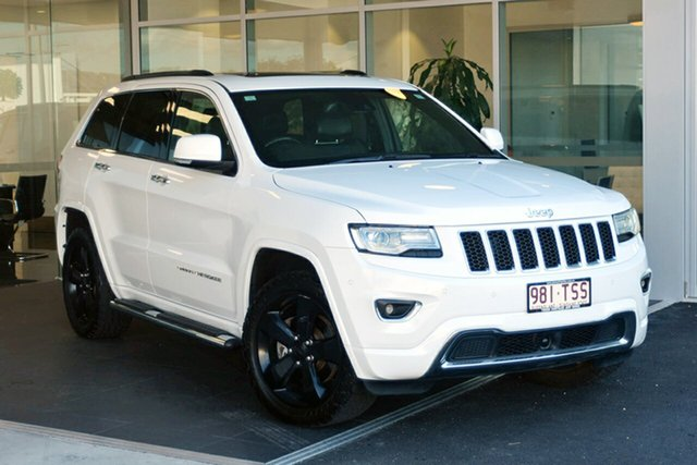Used Jeep Grand Cherokee Overland, Southport, 2013 Jeep Grand Cherokee Overland Wagon