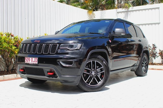 Used Jeep Grand Cherokee Trailhawk, Cairns, 2017 Jeep Grand Cherokee Trailhawk Wagon