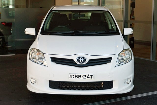 Used Toyota Corolla Ascent Sport, Southport, 2010 Toyota Corolla Ascent Sport Hatchback