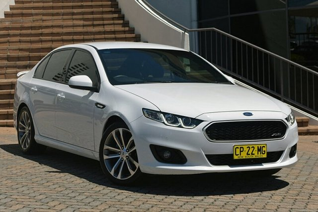 Discounted Used Ford Falcon XR6, Southport, 2016 Ford Falcon XR6 Sedan