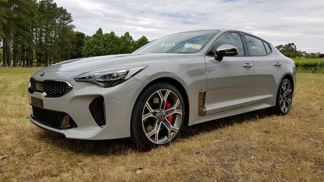 New Kia Stinger GT Fastback, Tanunda, 2018 Kia Stinger GT Fastback Sedan