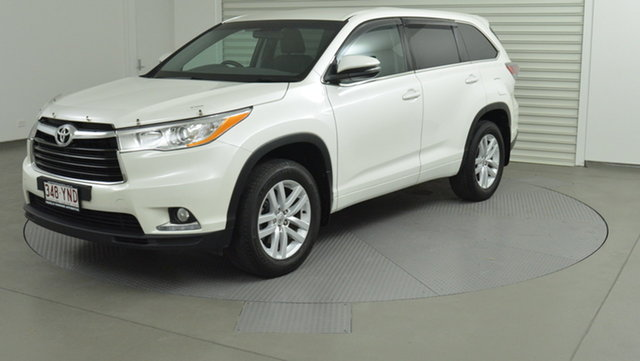 Used Toyota Kluger GX 2WD, Southport, 2015 Toyota Kluger GX 2WD Wagon
