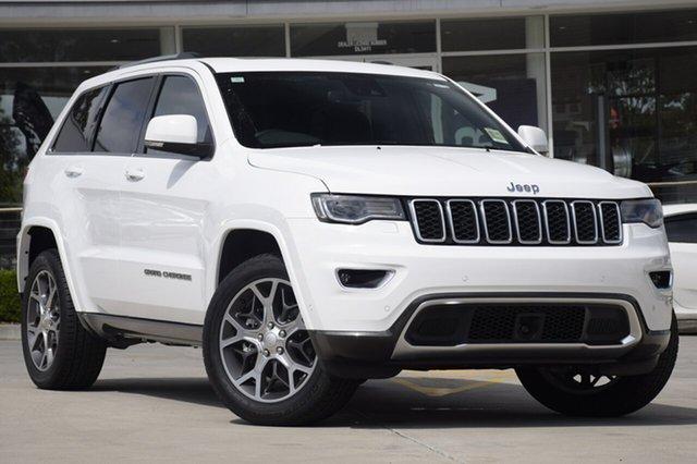 New Jeep Grand Cherokee 25th Anniversary, Indooroopilly, 2018 Jeep Grand Cherokee 25th Anniversary Wagon