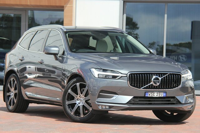Discounted Demonstrator, Demo, Near New Volvo XC60 D4 AWD Inscription, Southport, 2018 Volvo XC60 D4 AWD Inscription SUV