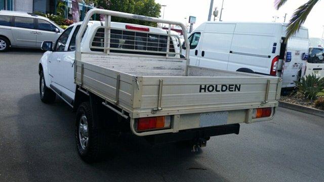 Used Holden Colorado LX Crew Cab, Acacia Ridge, 2014 Holden Colorado LX Crew Cab RG MY14 Cab Chassis