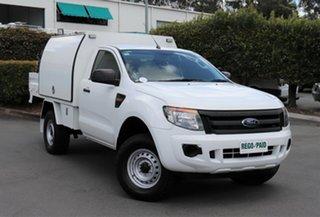 Used Ford Ranger XL 4x2 Hi-Rider, Acacia Ridge, 2013 Ford Ranger XL 4x2 Hi-Rider PX Cab Chassis