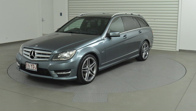 Used Mercedes-Benz C250 BlueEFFICIENCY Estate 7G-Tronic + Elegance, Southport, 2012 Mercedes-Benz C250 BlueEFFICIENCY Estate 7G-Tronic + Elegance Wagon