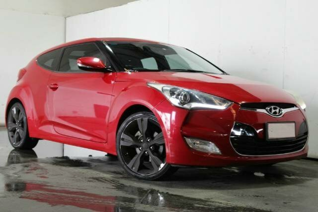 Used Hyundai Veloster Coupe D-CT, Underwood, 2011 Hyundai Veloster Coupe D-CT Hatchback