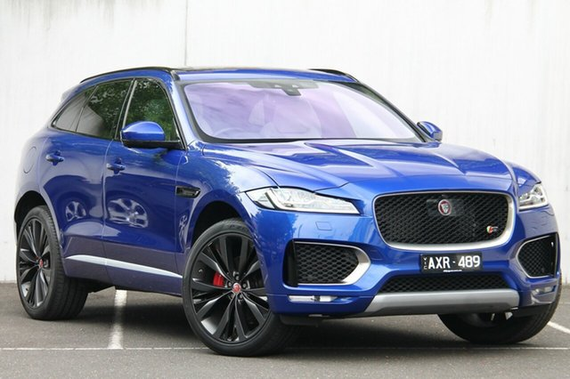 Used Jaguar F-PACE 30d AWD First Edition, Malvern, 2016 Jaguar F-PACE 30d AWD First Edition Wagon
