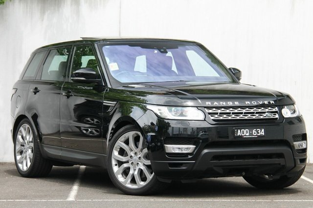 Used Land Rover Range Rover Sport SDV6 CommandShift HSE, Malvern, 2017 Land Rover Range Rover Sport SDV6 CommandShift HSE Wagon