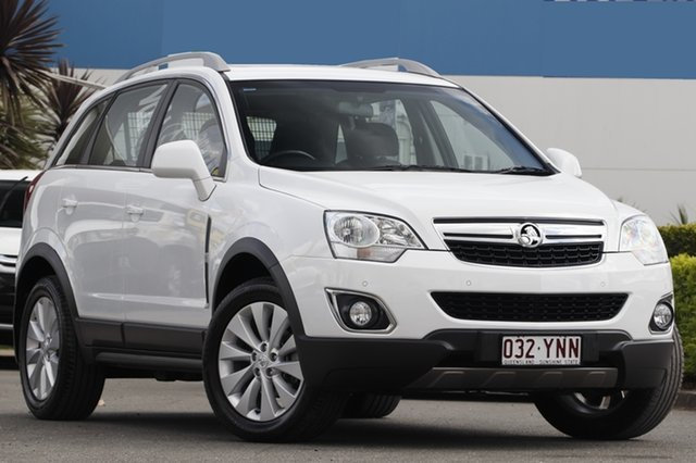 Used Holden Captiva 5 LT, Bowen Hills, 2014 Holden Captiva 5 LT Wagon