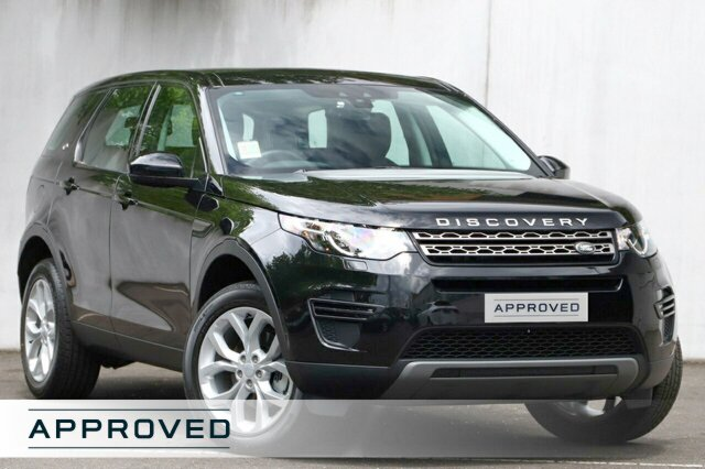 Used Land Rover Discovery Sport TD4 110kW SE, Malvern, 2017 Land Rover Discovery Sport TD4 110kW SE Wagon