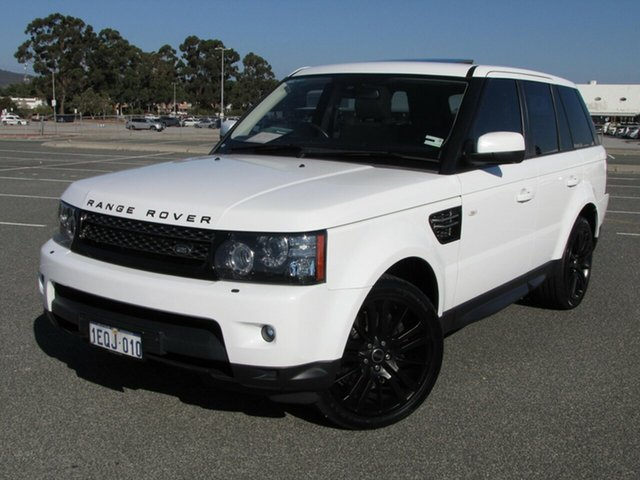 Used Land Rover Range Rover Sport SDV6 CommandShift, Maddington, 2012 Land Rover Range Rover Sport SDV6 CommandShift Wagon