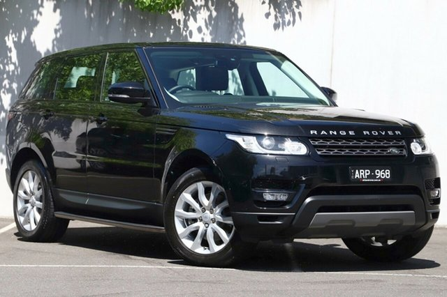 Used Land Rover Range Rover Sport SD4 CommandShift S, Malvern, 2017 Land Rover Range Rover Sport SD4 CommandShift S Wagon