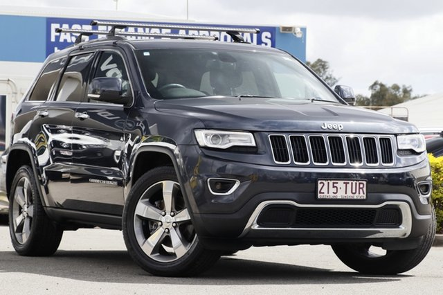Used Jeep Grand Cherokee Limited, Bowen Hills, 2014 Jeep Grand Cherokee Limited Wagon