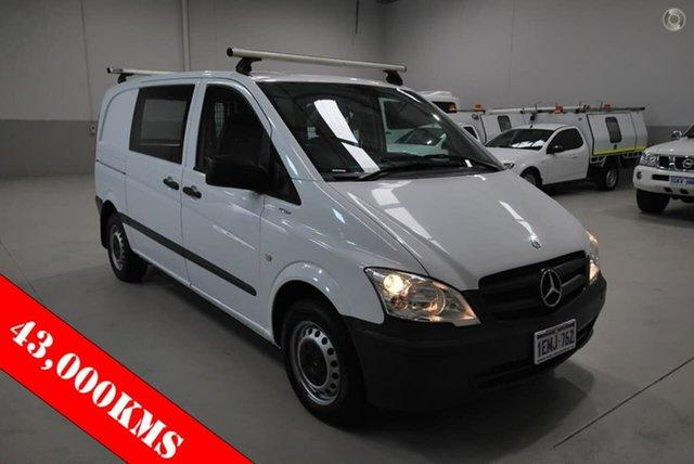 Used Mercedes-Benz Vito 110CDI SWB, Kenwick, 2014 Mercedes-Benz Vito 110CDI SWB Van