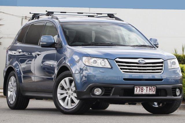 Used Subaru Tribeca R AWD Premium Pack, Bowen Hills, 2008 Subaru Tribeca R AWD Premium Pack Wagon