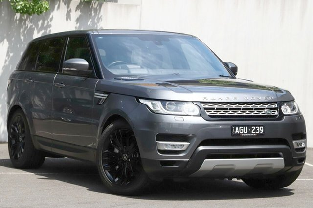 Used Land Rover Range Rover Sport SDV6 CommandShift HSE, Malvern, 2015 Land Rover Range Rover Sport SDV6 CommandShift HSE Wagon