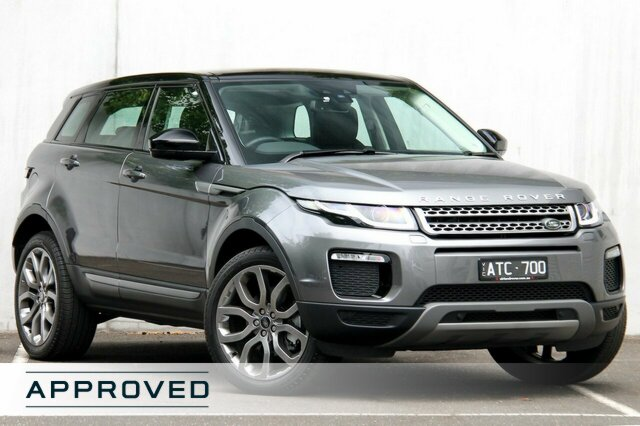 Used Land Rover Range Rover Evoque TD4 180 SE, Malvern, 2017 Land Rover Range Rover Evoque TD4 180 SE Wagon