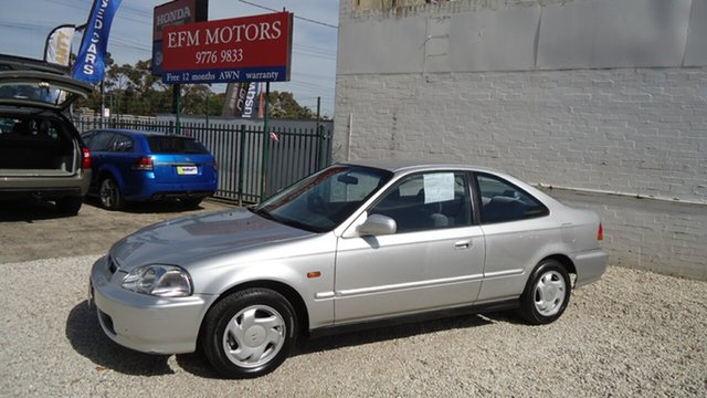 Used Honda Civic VTi, Seaford, 1998 Honda Civic VTi Coupe