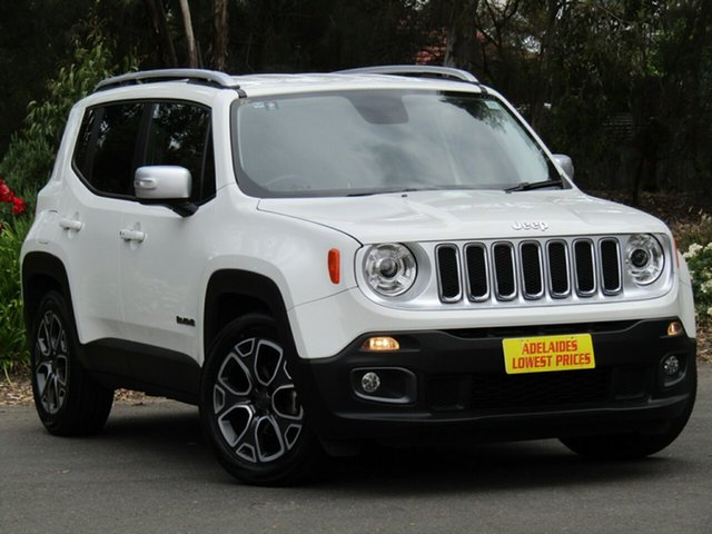 Used Jeep Renegade Limited DDCT, 2015 Jeep Renegade Limited DDCT Hatchback