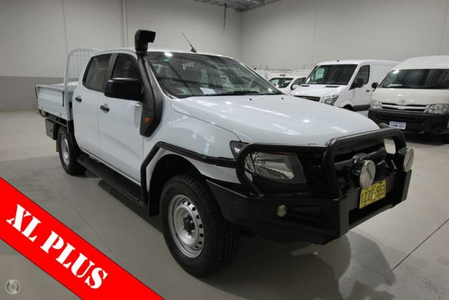 Used Ford Ranger XL Double Cab Plus, Kenwick, 2014 Ford Ranger XL Double Cab Plus Cab Chassis