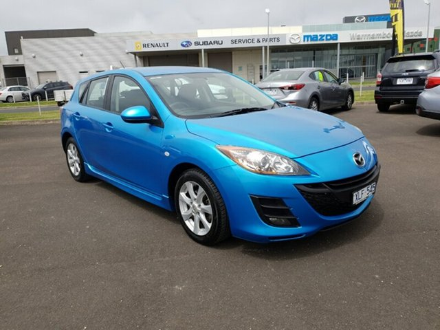 Used Mazda 3 Maxx Sport, Warrnambool East, 2009 Mazda 3 Maxx Sport Hatchback