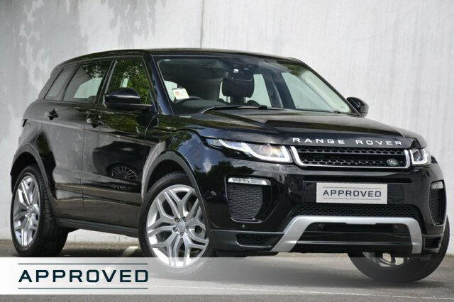 Used Land Rover Range Rover Evoque TD4 150 SE Dynamic, Malvern, 2017 Land Rover Range Rover Evoque TD4 150 SE Dynamic Wagon