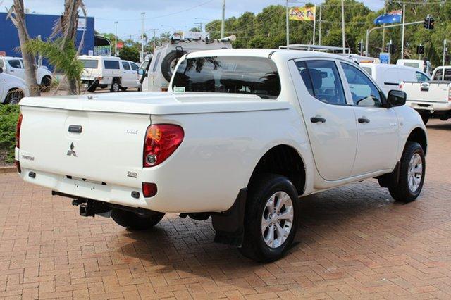 Used Mitsubishi Triton GLX Double Cab 4x2, Bokarina, 2012 Mitsubishi Triton GLX Double Cab 4x2 MN MY12 Utility