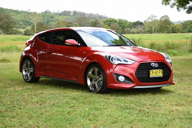 Used Hyundai Veloster SR Coupe Turbo, Southport, 2013 Hyundai Veloster SR Coupe Turbo Hatchback