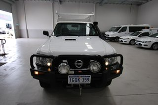 2012 Nissan Patrol DX Cab Chassis.