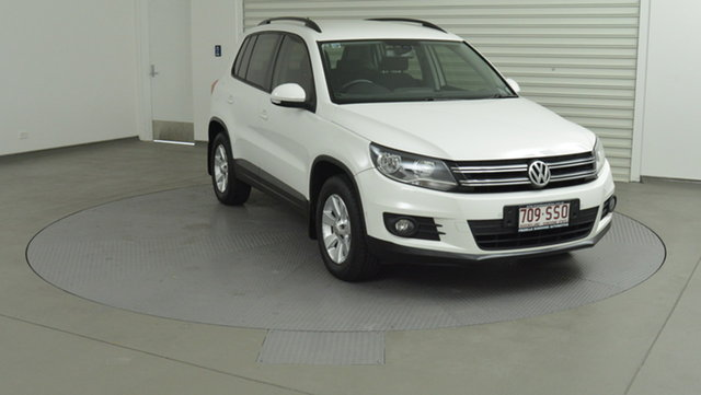 Used Volkswagen Tiguan 132TSI Tiptronic 4MOTION Pacific, Southport, 2012 Volkswagen Tiguan 132TSI Tiptronic 4MOTION Pacific Wagon