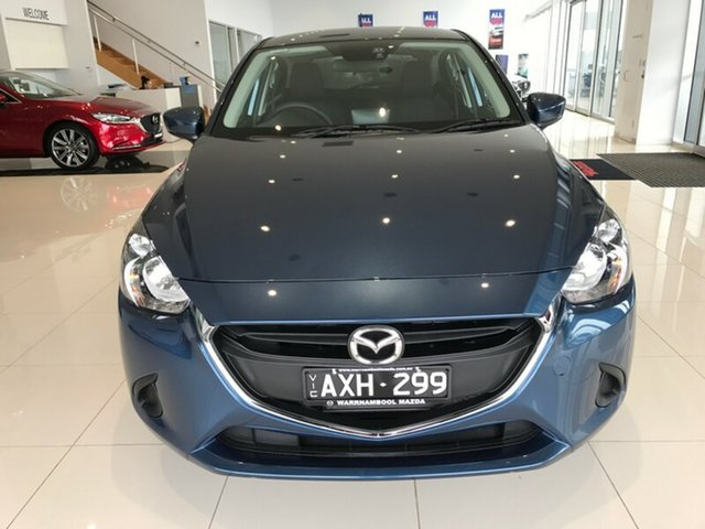 Demonstrator, Demo, Near New Mazda 2 Maxx SKYACTIV-Drive, Warrnambool East, 2018 Mazda 2 Maxx SKYACTIV-Drive Hatchback