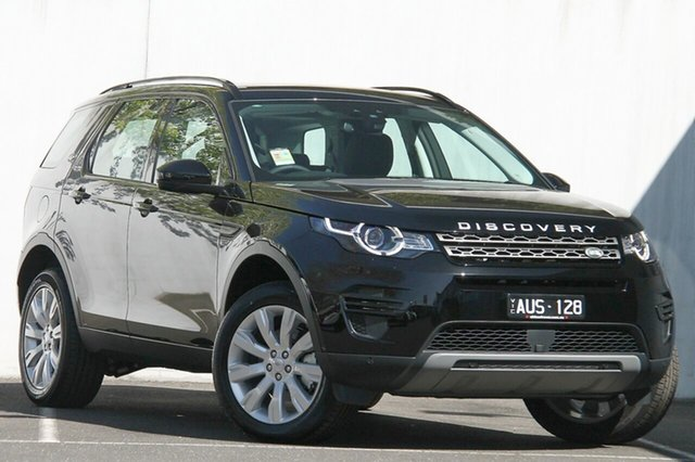 Discounted Demonstrator, Demo, Near New Land Rover Discovery Sport TD4 110kW SE, Malvern, 2017 Land Rover Discovery Sport TD4 110kW SE Wagon