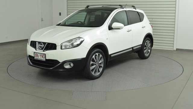 Used Nissan Dualis Ti X-tronic AWD, Southport, 2011 Nissan Dualis Ti X-tronic AWD Hatchback