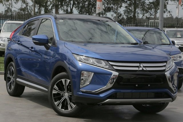 Demonstrator, Demo, Near New Mitsubishi Eclipse Cross Exceed AWD, Toowong, 2018 Mitsubishi Eclipse Cross Exceed AWD YA MY18 Wagon